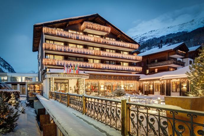 Hotel Alpen Resort