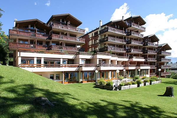 Apparthotel Helvetia Intergolf