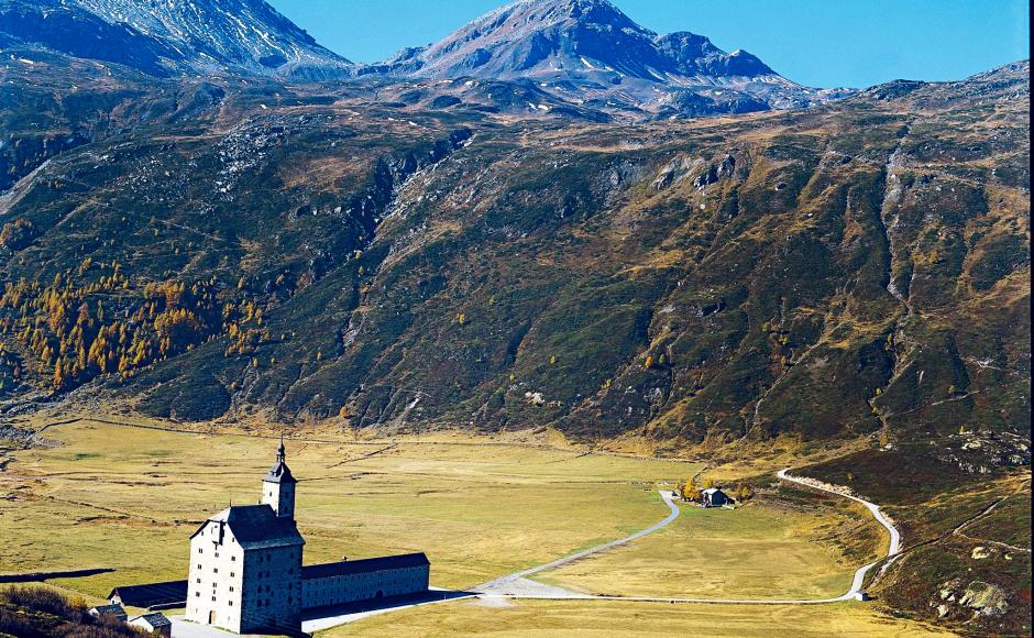 Velo in Brig: Simplon Pass – Legendary Mountain Passes | Valais Switzerland