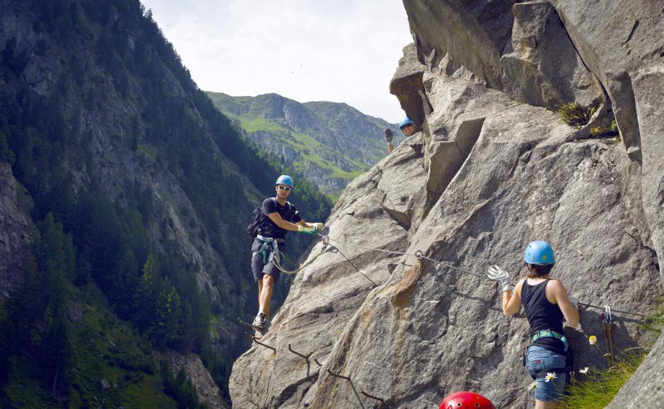Klettersteig In English : Klettersteig aletsch klettersteige & via ferratas in blatten belalp