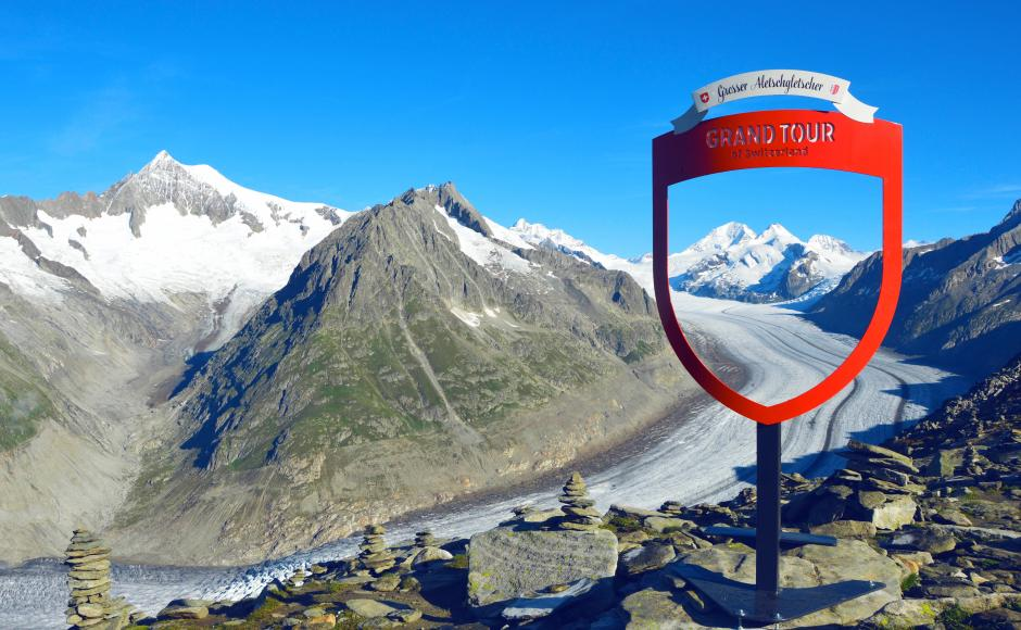 Klettersteig Eggishorn : Klettersteig eggishorn klettersteige & via ferratas im goms wallis
