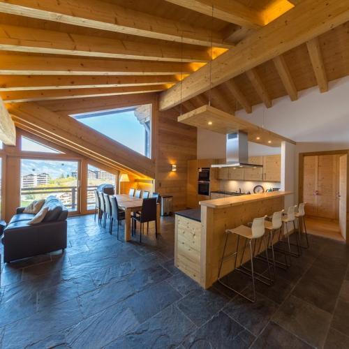 Appartement Le Montagnard 12 Spa